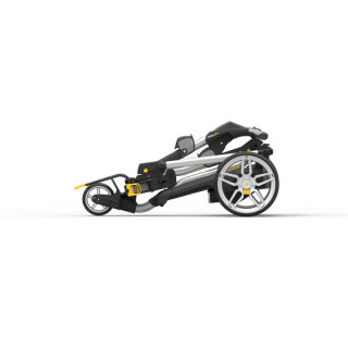 Powakaddy 2016 Lithium Ion extended akku version incl EBS scorecard holder and umbrella holder