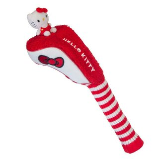 Hello Kitty Golf Driver Headcover rosso / bianco