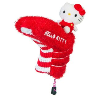 Hello Kitty Golf Putter Headcover rosso / bianco